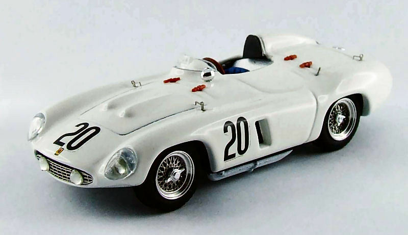 Ferrari 857 S  20 Sebring 1956 Hill   Gregory 1 43 Model 0283 ART-MODEL