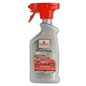 Initiative Nigrin Pack Auto-shampoo Konzentrat Auto & Motorrad: Teile Brilliant-glanz Detailer Reinigung Pflege Autopflege & Aufbereitung