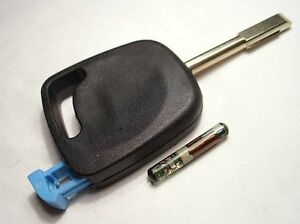NEW TIBBE TRANSPONDER KEY+ ID60 CHIP for FORD FOCUS MONDEO ...
