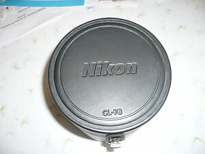 Nikon-CL-76-Lens-Case-Never-Used-Mint-Condition