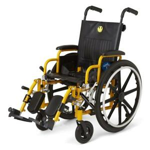 Stock photo  sc 1 st  eBay & Medline Kidz Kids Pediatric Wheelchair 14