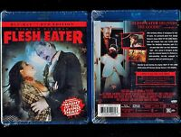 Flesheater (brand Blu-ray/dvd, Combo, 2-disc Set)