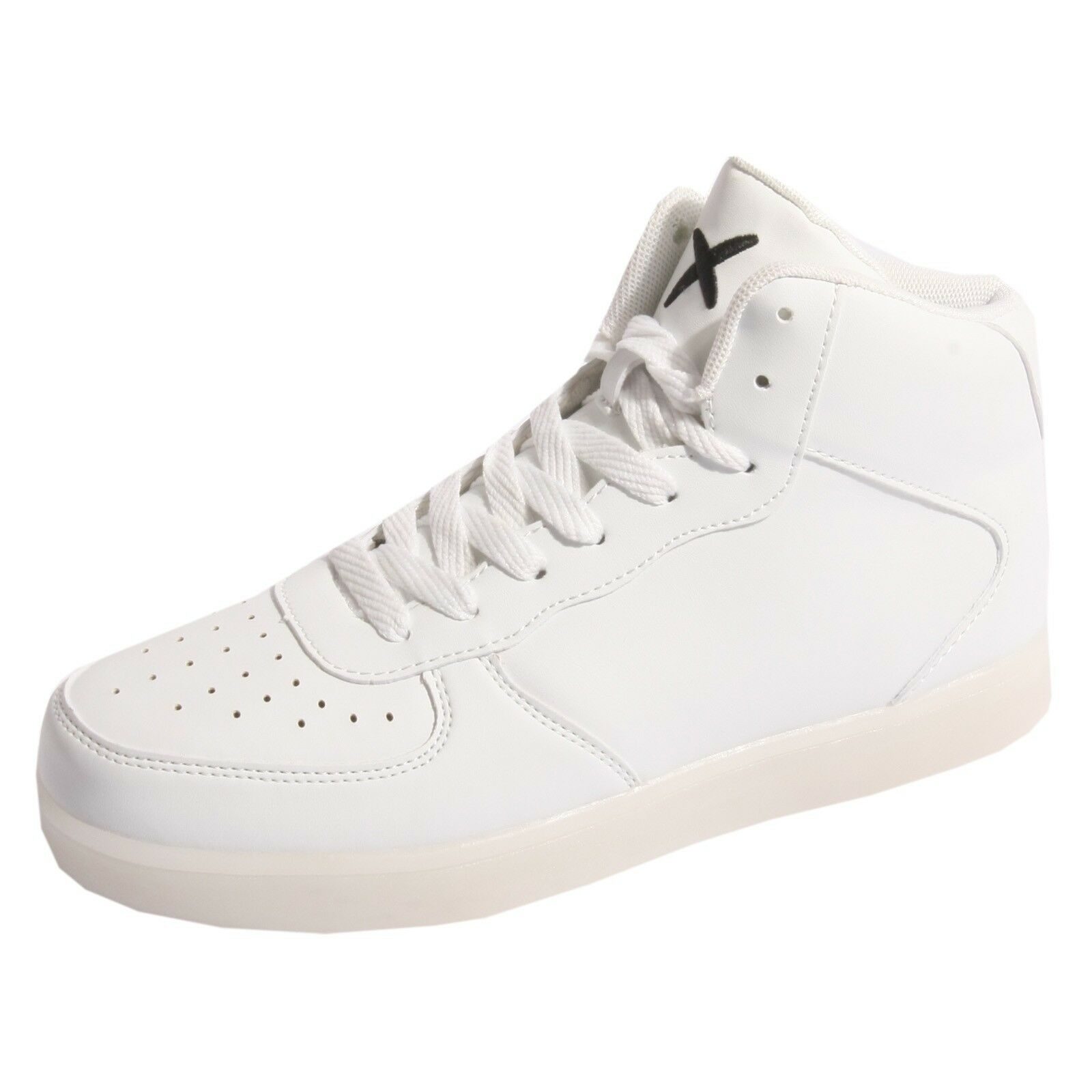 B0511 sneaker uomo WIZE & OPE LIGHT scarpa bianca shoes men
