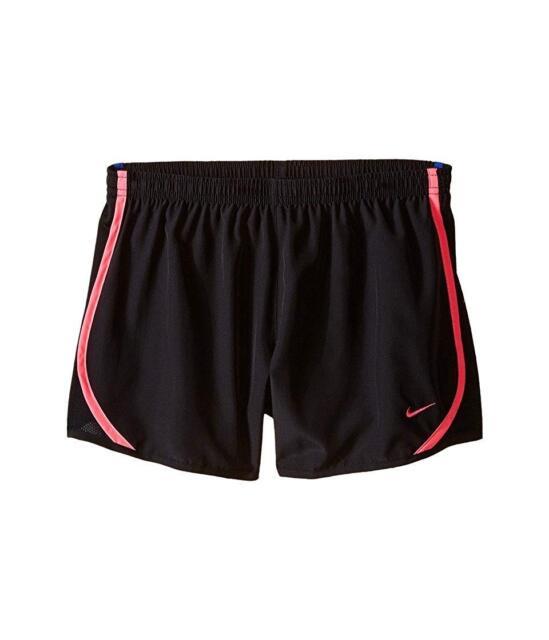 b4ceb9c88 Nike Dri Fit Girls Running Shorts XL Black Pink Blue Trim 041 for ...