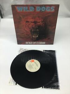 WILD DOGS Reign Of Terror LP ST-73241