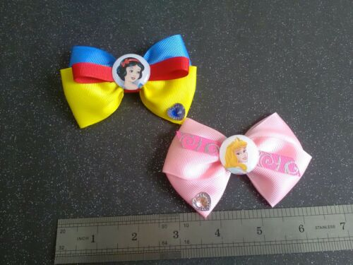 Bespoke Princess Hair bows