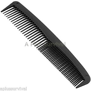 20-Pack-5-034-Plastic-Combs-Travel-Camping-Emergency-First-Aid-Survival-Kits