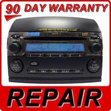 REPAIR SERVICE ONLY TOYOTA Siena JBL Radio 6 Disc Changer MP3 CD Player FIX OEM