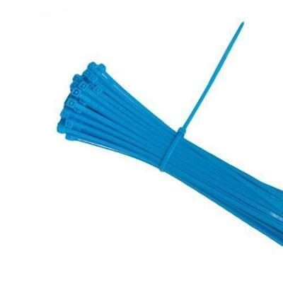 "natural color Nylon US Stock 100 pc 7.5/"" Zip Ties"