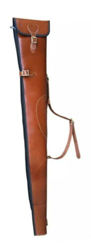 Leather Rifle Gun Protection Hunting Firearm Carrying Case