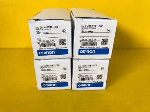 4PCS OMRON E5CN-Y2MT-500 Temperature Controller