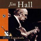 Ballad Essentials by Jim Hall (CD, Jul-2004, Concord Jazz)