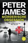 Mörderische Obsession / Roy Grace Bd.8 von Peter James (2015, Taschenbuch)