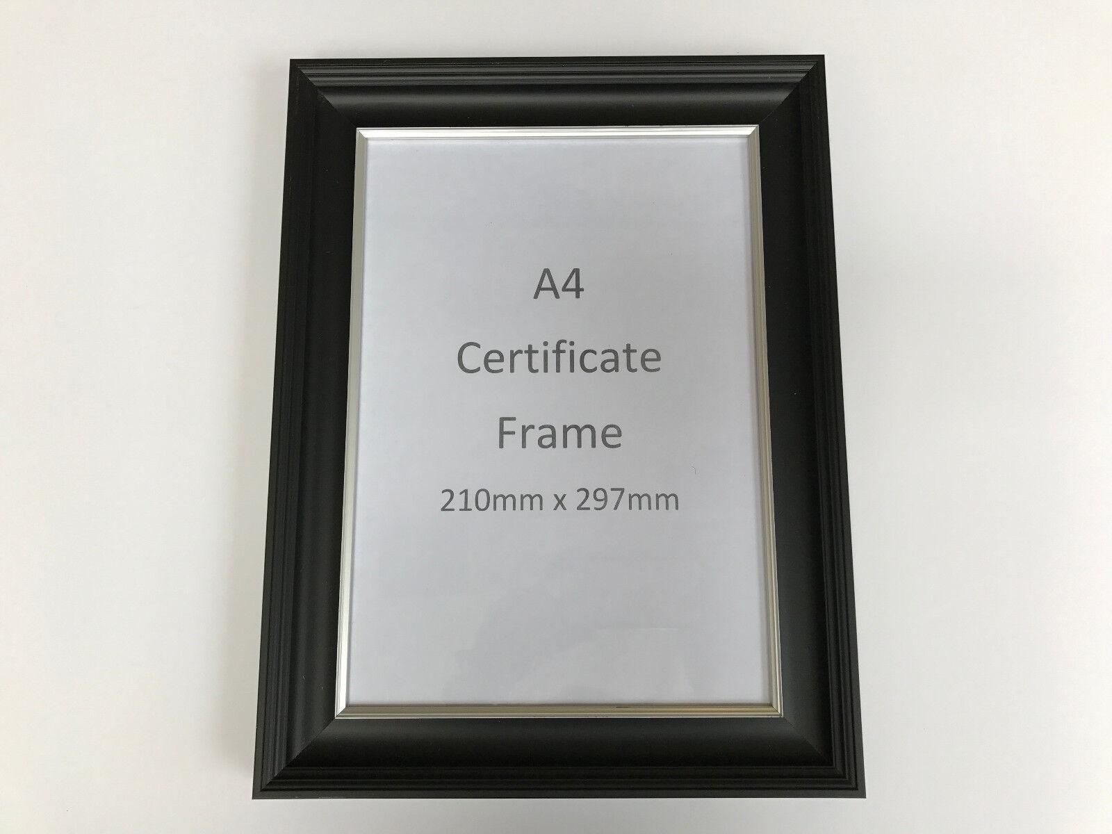 Moderne 37 mm NOIR & ARGENT PHOTO/cadre Tailles photo-Divers Tailles PHOTO/cadre Disponibles c2dc70