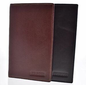 Image is loading New-Mens-Gents-Branded-Leather-Jacket-Coat-Wallet- f70333461659