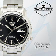 Seiko Men 5 Automatic Watch SNKK71K1