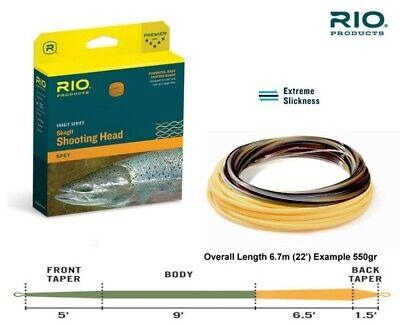 RIO Skagit iFLIGHT Fly Line 350gr 600gr