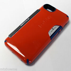 speck iphone 5s case speck iphone se 5 5s candyshell card blue shell 16174