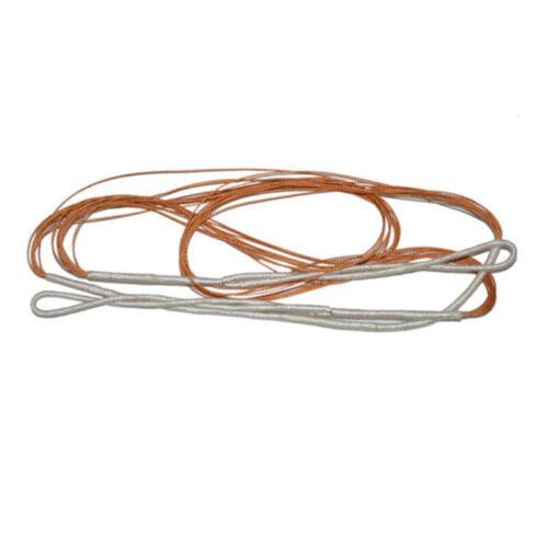 Bogen Schnur Bogenschießen 112-175cm Sport Nylon für Traditional Langbogen Pfeil