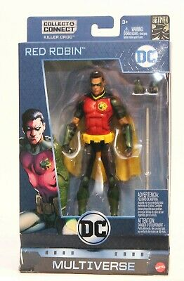 Killer Croc Clic And Connect New IN-HAND DC MultiverseRed Robin