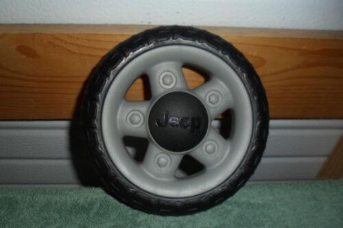 """Jeep Wrangler All Weather stroller SIZE  5 1//2/""""  x  5//16/"""" Rear single wheel"""
