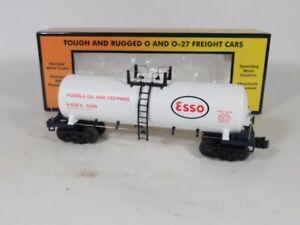 MTH RAILKING ESSO TANK CAR 30-7061