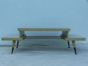 PICK-UP-ONLY-Vintage-1950-039-s-1960-039-s-Mid-Century-Coffee-Table