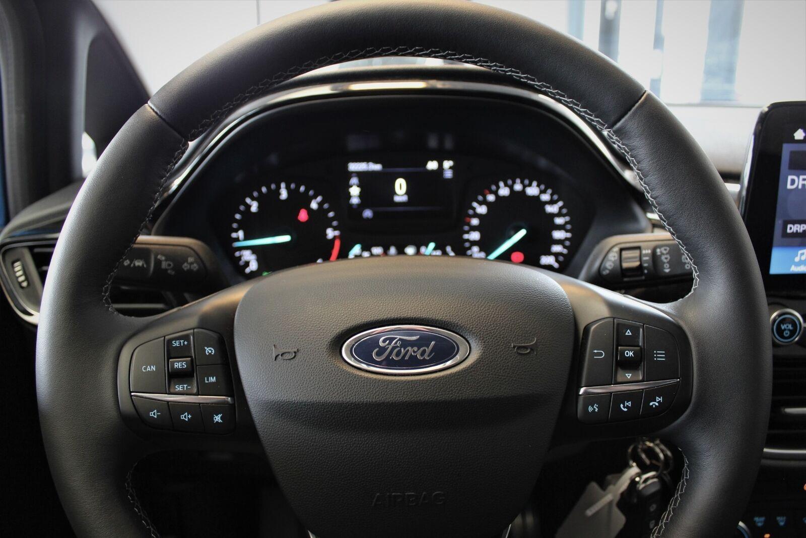Ford Fiesta 1,5 TDCi 85 Titanium - billede 11