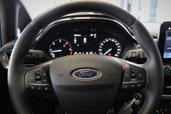 Ford Fiesta 1,5 TDCi 85 Titanium billede 11