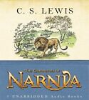 The Chronicles of Narnia Lewis C S Richardson Ian Narrator Bloom Claire