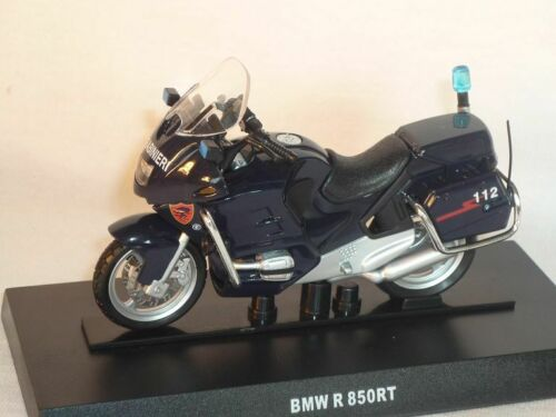 BMW R850 R 850 Rt 850rt Carabinieri 1//18 De Agostini Modellmotorrad Modell Motor