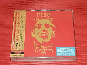 RISE-JAPAN-ONLY-3-CD-SET-HOLLYWOOD-VAMPIRES-RISE-CD-LIVE-2-CD-2019
