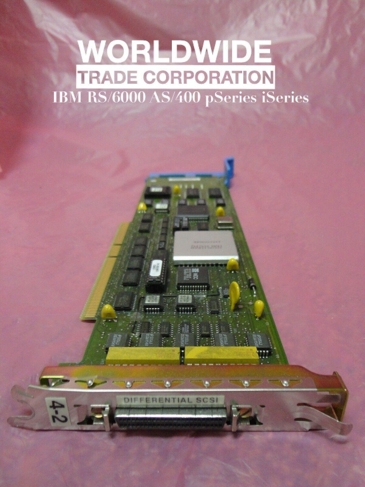 IBM 11H2447 SCSI-2 Differential SCSI Controller FRU 11H2447