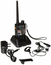 Digital Handheld Radio Scanner Police Fire VHF FM EMS HAM 2 Way Transceiver New