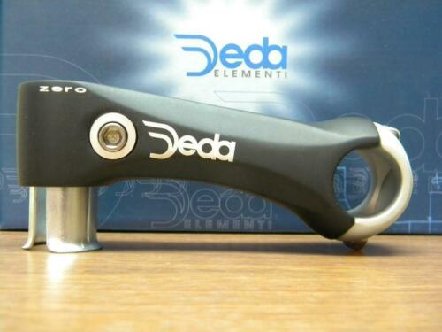 "DEDA Elementi Zero Road Bike Stem 1-1//8/"" 26mm Clamp 78 degree New Old Stock"