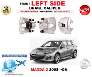 Pour-Mazda-3-2008-et-Plus-avant-Gauche-Frein-Etrier-1-6-2-0-2-2-Hayon-Berline