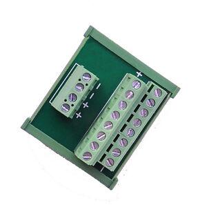 dc 24v power cable distribution splitter terminal block. Black Bedroom Furniture Sets. Home Design Ideas