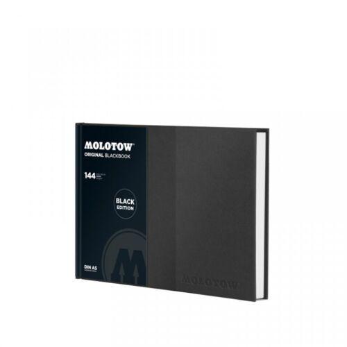 Landscape MOLOTOW Blackbook DIN A5 Querformat