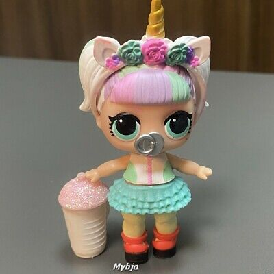 LOL Surprise Doll Unicorn Doll Confetti Pop 3-012 Rare
