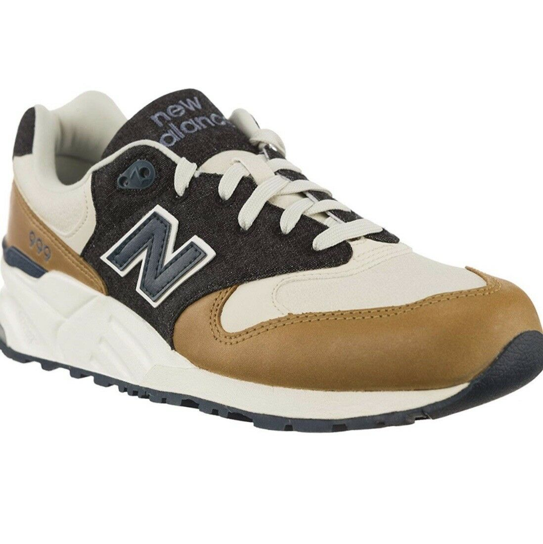 NEW New Balance RARE 999 Elite Edition, Powder Suede Leather - Size 10 (ML999NB)