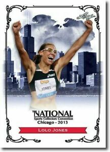 LOLO-JONES-2013-LEAF-NATIONAL-EXCLUSIVE-COLLECTORS-PROMO-CARD