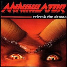 Refresh the Demon [PA] by Annihilator (CD, Apr-2000, CMC International)
