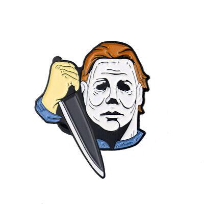 Halloween 6 Michael Myers Enamel Pin