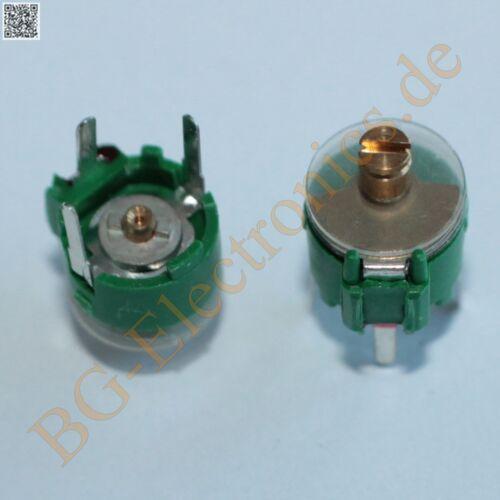 2 x Trimmkondensator 1.8pF-22pF Folien-Drehkondensator zur Kapazitätst   2pcs
