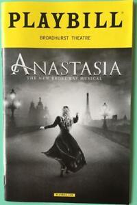 Anastasia-Playbill-Christy-Altomare-Derek-Klena-Max-von-Essen-Mary-Beth-Peil-B-amp-W
