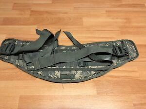 US-Army-Molle-II-Molded-Waist-Belt-Waist-Belt-Acu-for-Backpack