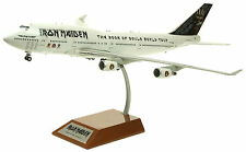 IFIRONMAIDEN747 - 1/200 IRON MAIDEN 747-400 TF-AAK THE BOOK OF SOULS WORLD TOUR