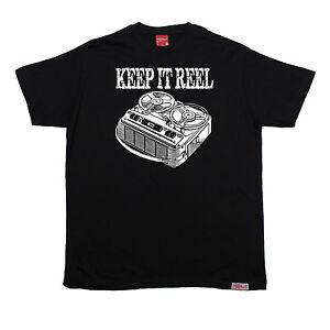 Original Gardez-le Moulinet Interdit Membre T-shirt Cadeau D'anniversaire Cassette Old Skool Cassette Player-afficher Le Titre D'origine