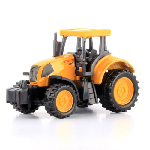 Feichao 1:64 Alloy Car Farmer Truck Construction Vehicles Metal Toy For Kids Boy