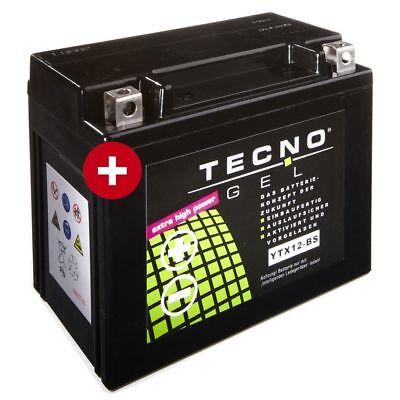 Tecno YTX12-BS Gel Batterie VZ 800 M800 UE Intruder 2010